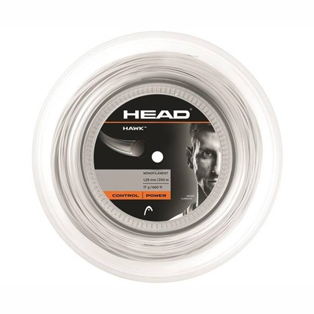 Head Hawk White 200 m 1.30