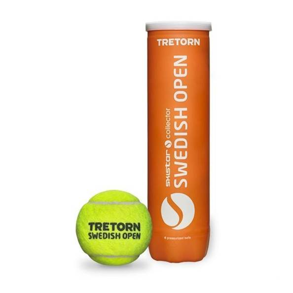 Tretorn Swedish Open 3 tuubia