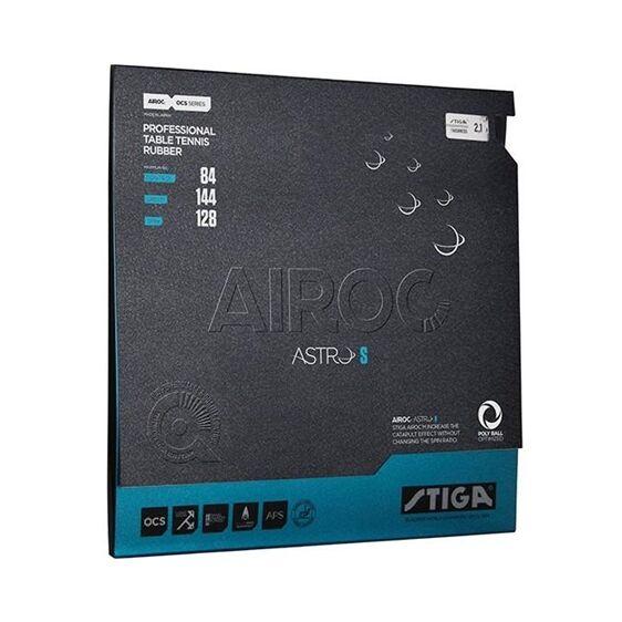 Stiga Airoc Astro S Röd 1,9 mm