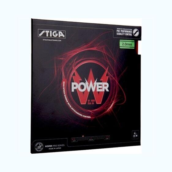 Stiga Power LT Svart 2.0 mm