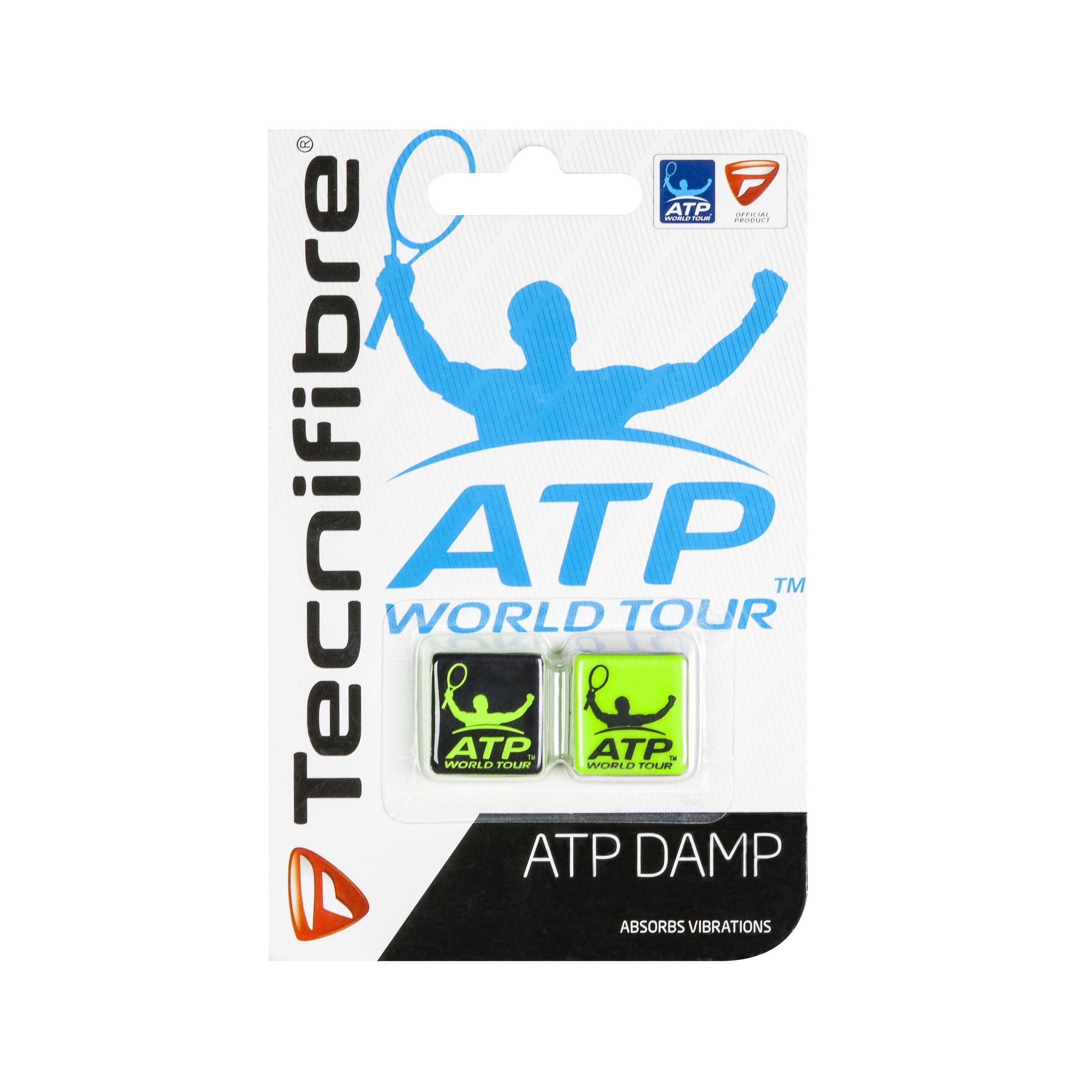 Tecnifibre ATP Damp x2 Green