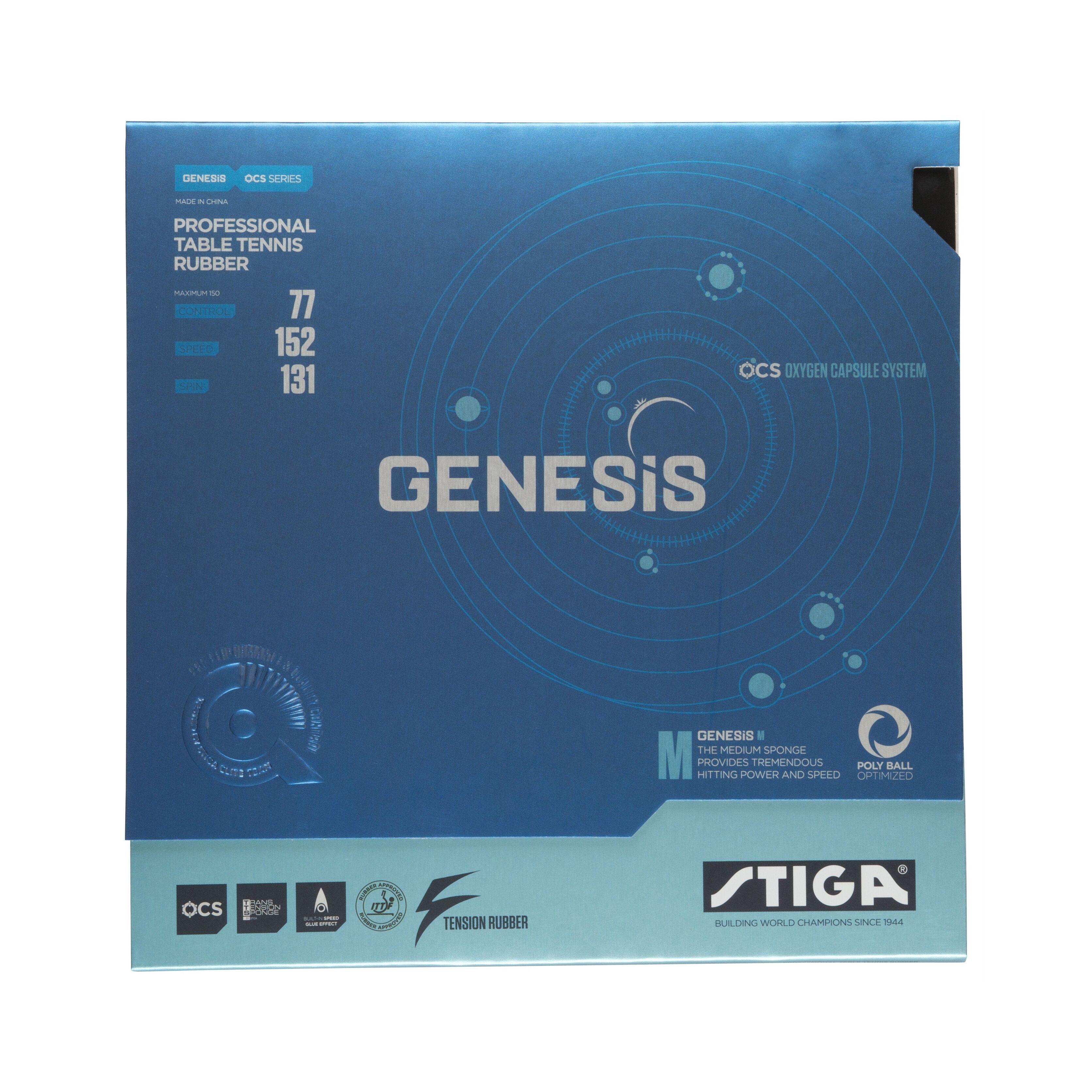 Stiga Genesis M Red 2,0 mm