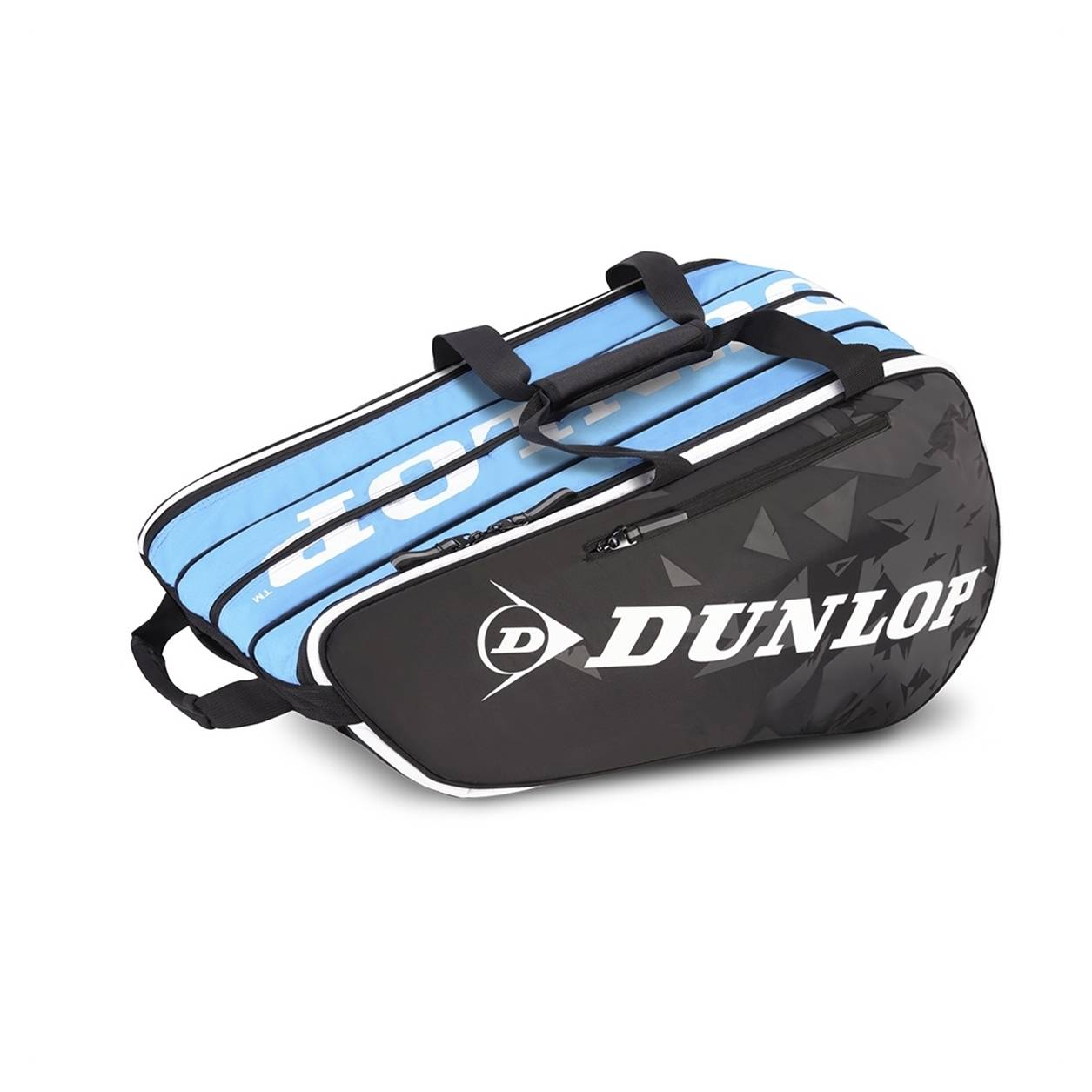 Dunlop Tour 6 Racket Bag 2.0 Black/Blue