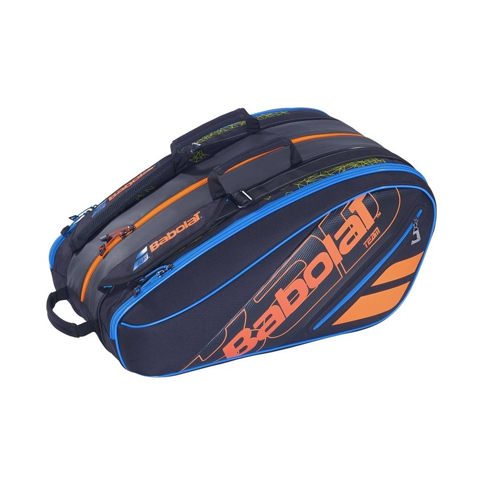 Babolat RH Team Padel Bag Black/Blue 2020