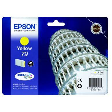 Epson Mustepatruuna keltainen, 800 sivua T7914 Replace: N/A
