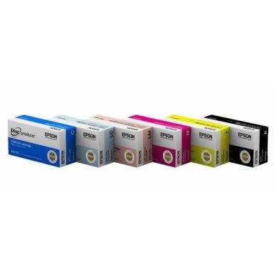 Epson Mustepatruuna keltainen 26ml S020451 Replace: N/A