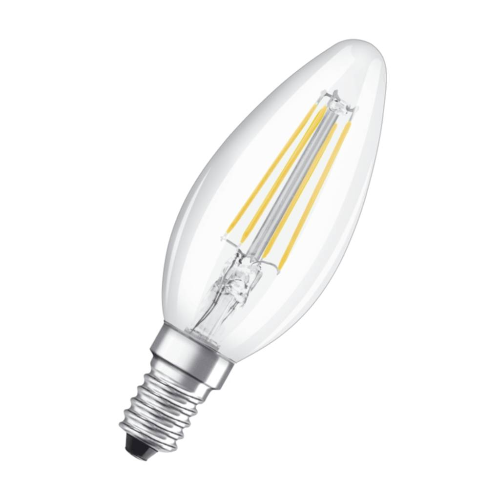 OSRAM Osram LED Retrofit KynttilÃ?lamppu E14 4W 4052899941557 Replace: N/A