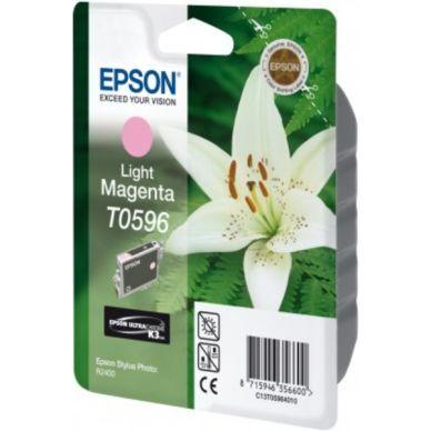 Epson Mustepatruuna vaalea magenta T0596 Replace: N/A
