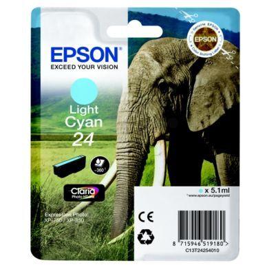 Epson Mustepatruuna vaalea cyan 360 sivua T2425 Replace: N/A