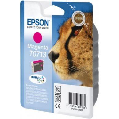 Epson Mustepatruuna magenta 5,5ml T0713 Replace: N/A