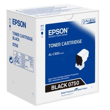 Epson Värikasetti musta 7.300 sivua S050750 Replace: N/A