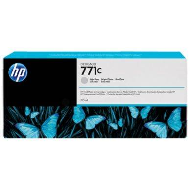 HP Mustepatruuna harmaa 775 ml B6Y14A Replace: N/A