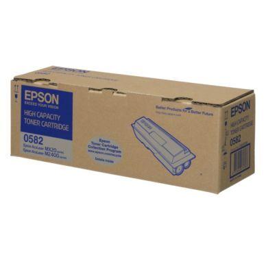 Epson Värikasetti musta 8.000 sivua S050582 Replace: N/A