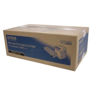 Epson Värikasetti musta 9.500 sivua S051127 Replace: N/A
