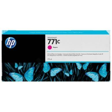 HP Mustepatruuna magenta 775 ml B6Y09A Replace: N/A