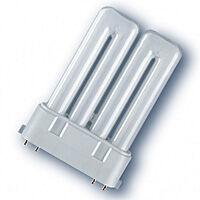OSRAM DULUX F 4-SAUVA FLAT 4-PIN, 24 W 4050300333601 Replace: N/A