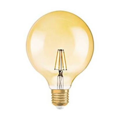 OSRAM Osram Vintage 1906 LED Globe 51 FIL KullanvÃ?rinen 4058075809406 Replace: N/A