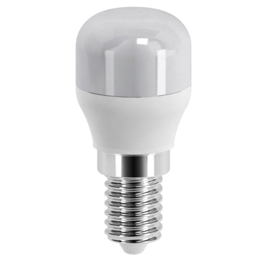 MEGAMAN LED Päärynälamppu, opaali, himmennettävä 100-20%, 2 W 4892657038491 Replace: N/A