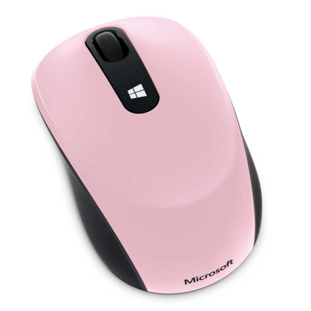 Microsoft Sculpt Mobile Mouse Vaaleanpunainen 885370609646 Replace: N/A