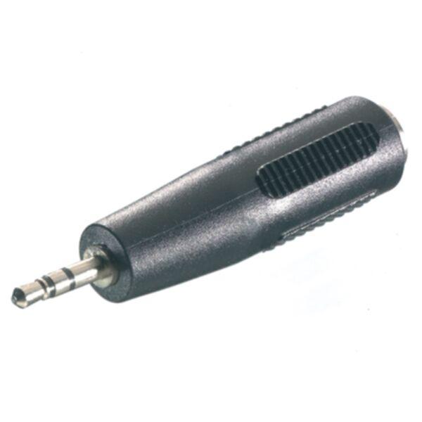 Vivanco Audioadapter 2.5mm uros- 3.5mm naaras 4008928410549 Replace: N/A