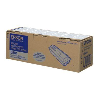 Epson Värikasetti musta 8.000 sivua S050584 Replace: N/A