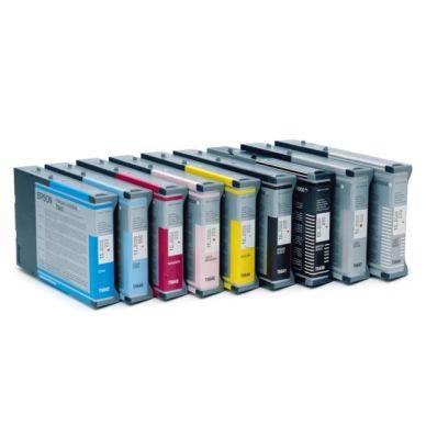 Epson Mustepatruuna keltainen 110ml T6054 T6054 Replace: N/A