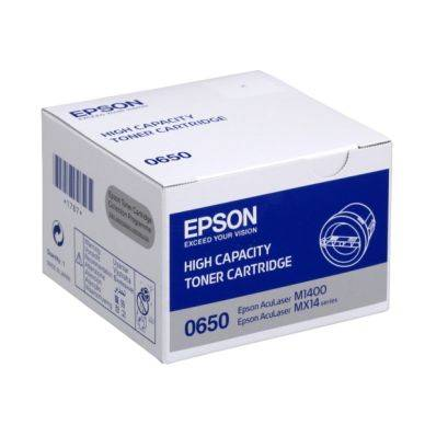 Epson Värikasetti musta 2.200 sivua S050650 Replace: N/A