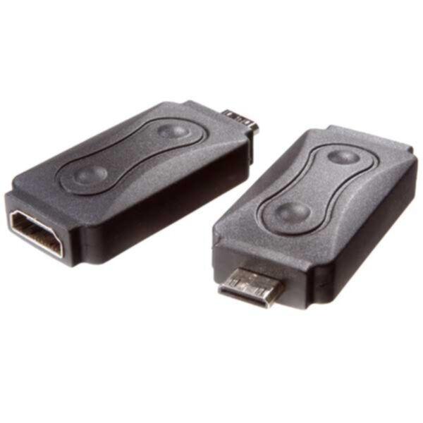 Vivanco Adapteri HDMI A naaras - HDMI C uros 4008928420777 Replace: N/A