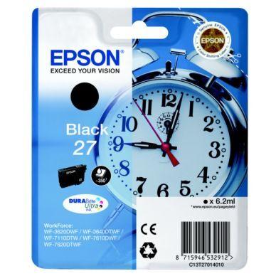 Epson Mustepatruuna musta, 350 sivua T2701 Replace: N/A