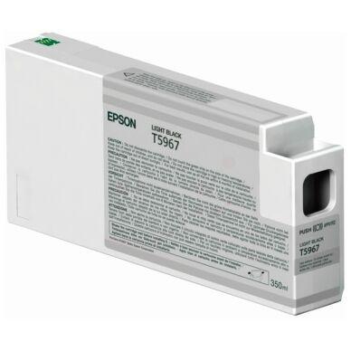 Epson Mustepatruuna light musta 350 ml T596700 Replace: N/A