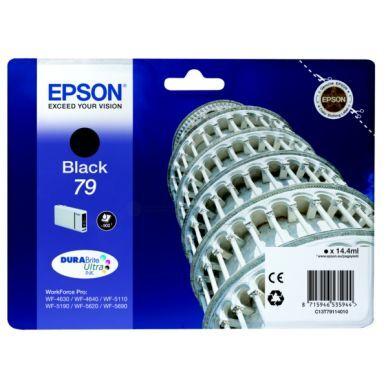 Epson Mustepatruuna musta, 900 sivua T7911 Replace: N/A