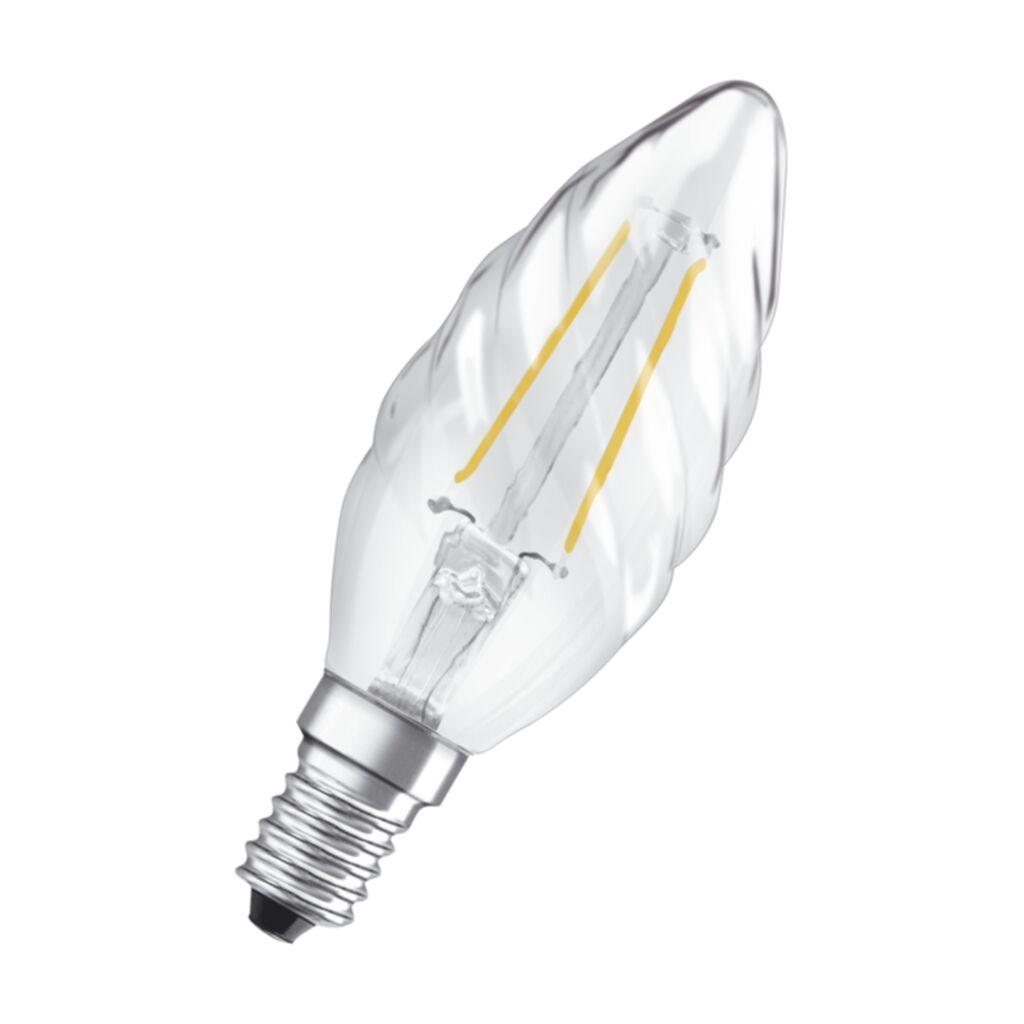 OSRAM Osram LED Retrofit KynttilÃ?lamppu E14 2W 4052899941588 Replace: N/A