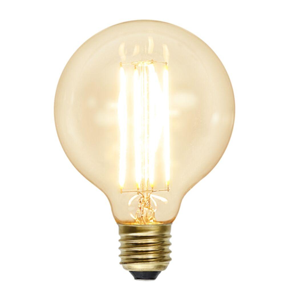 Star Trading Decoration LED kirkas E27, 3,6 W, 9,5 cm halkaisija 7391482008015 Replace: N/A