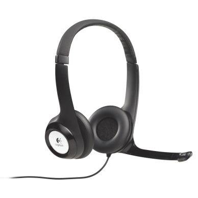 Logitech H390, USB-headset 981-000406 Replace: N/A