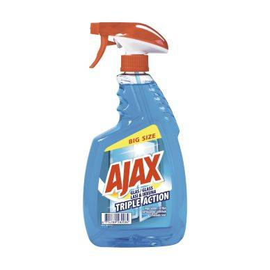 Ikkunanpuhdistusaine AJAX Triple Action spray 750ml 8714789282084 Replace: N/A