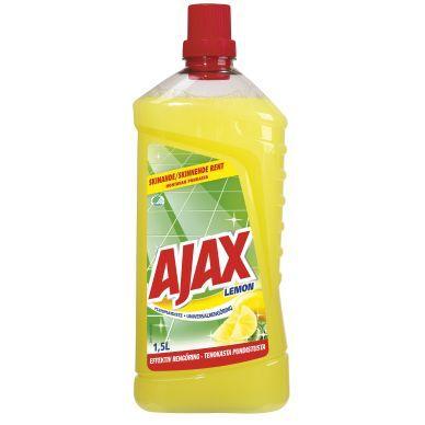 Yleispuhdistusaine Ajax Sitruuna 1,5 L 8714789505459 Replace: N/A