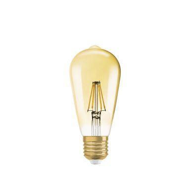 OSRAM Osram Vintage 1906 LED Edison E27, 7W Him 4052899972360 Replace: N/A