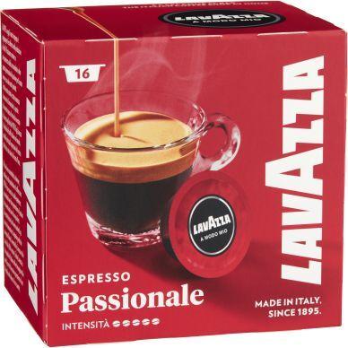 Lavazza Lavazza Espresso Appassionatamente kahvikapselit, 16-annosta 8000070087002 Replace: N/A