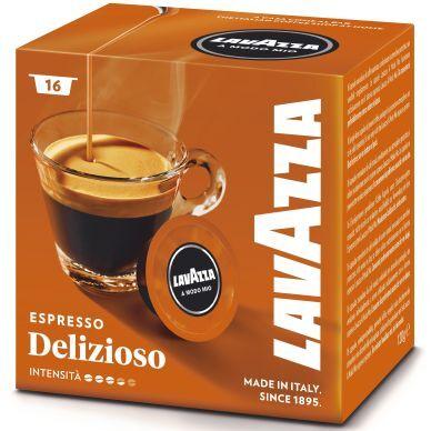 Lavazza Lavazza Espresso Delizioso kahvikapselit, 16-annosta 8000070087019 Replace: N/A