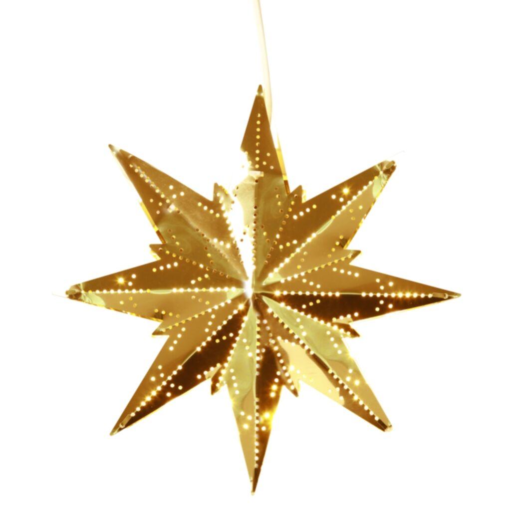 Star Trading Joulutähti, Star Trading Mini, messinki 7391482798008 Replace: N/A