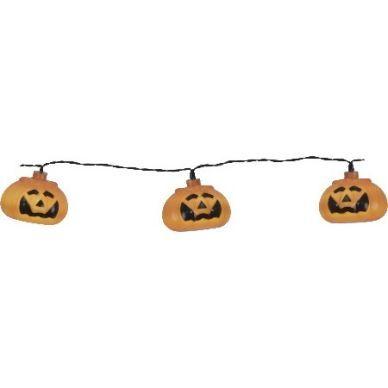 Star Trading Halloween valosarja kurpitsat, patterikäyttöinen 728-80 Replace: N/A