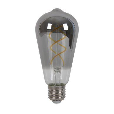 AIRAM Airam LED Edison Smoke spiral 5W/820 E27 DIM 4713722 Replace: N/A