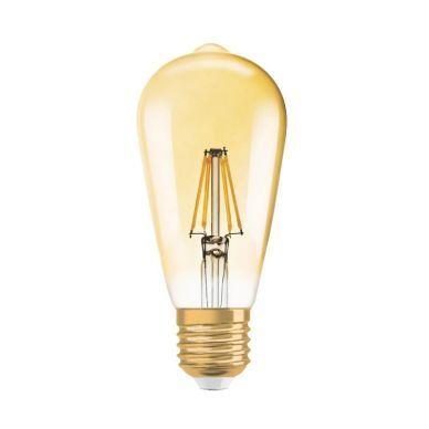OSRAM Osram Vintage 1906 LED Edison 21 FIL Kullanvärinen 4058075808706 Replace: N/A