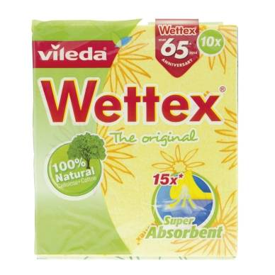 Vileda Wettex Classic Sieniliinat, 10-p  4023103118355 Replace: N/A