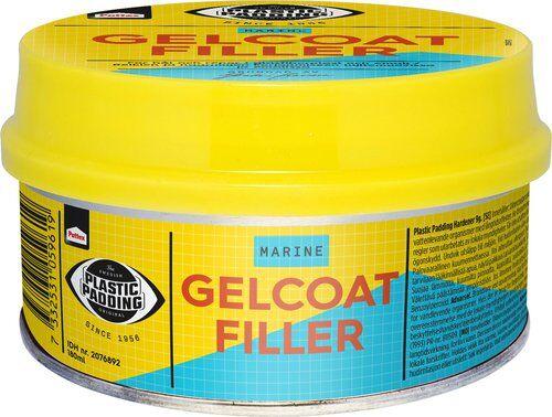 Plastic Padding Gelcoat filler 180 ml