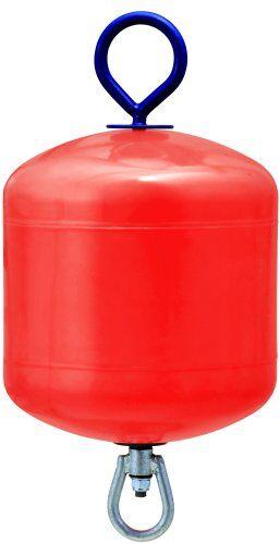Polyform Kiinnityspoiju mb40, lyhyt kara, punainen