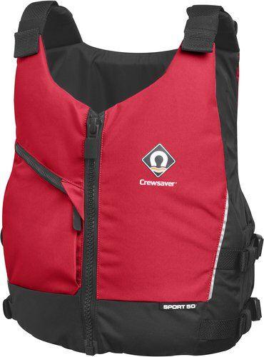Crewsaver Crews. sport 50N punainen XL