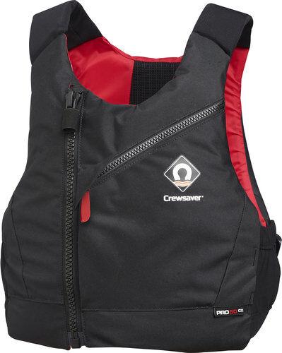 Crewsaver Crews. pro 50N musta/punainen S/M