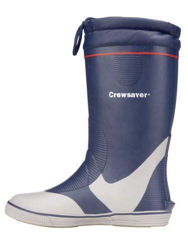 Crewsaver Cs purjehdussaapas, korkea varsi, sininen 10/44