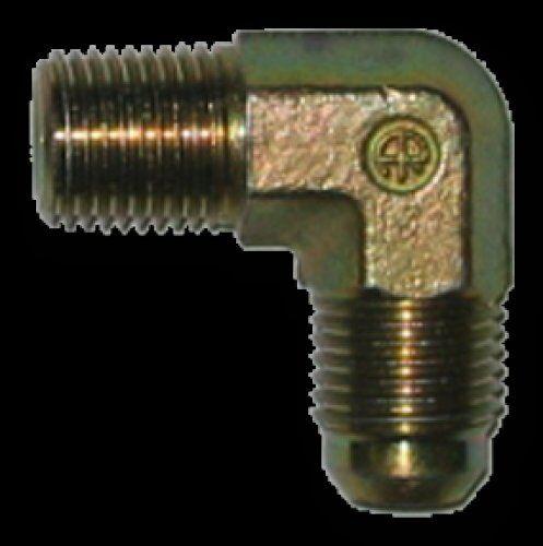 "Lecomble & Schmitt Kulmaliitin 90 gr k��ntyv� 1/4"" bspp sylinterim�inen 9/16"""